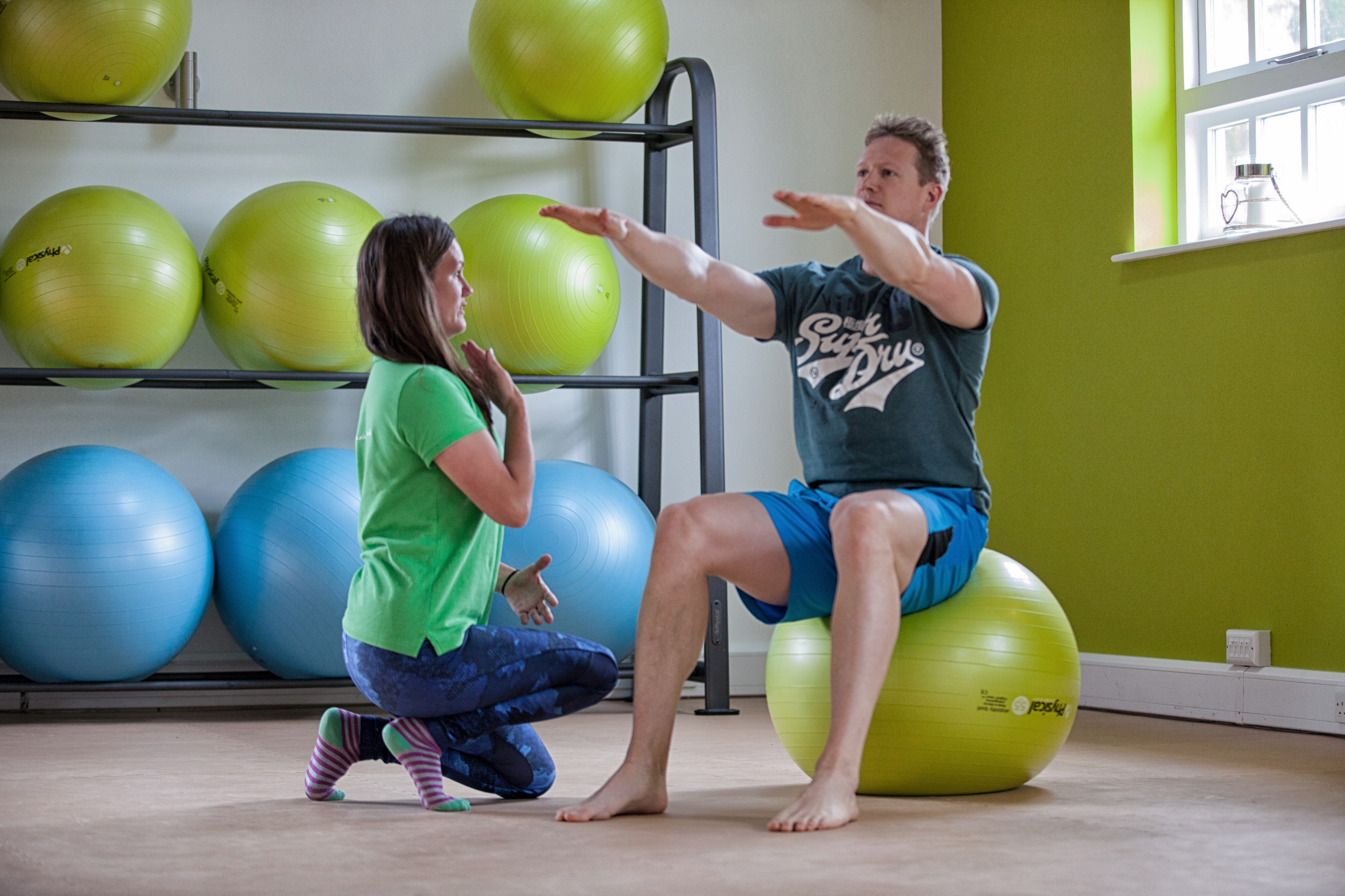 Pilates & Yoga Class Instructors