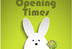 easter opening times png