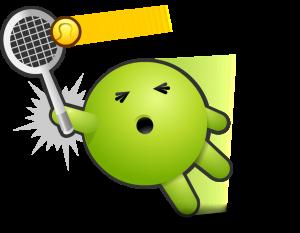 PeaMan_Tennis