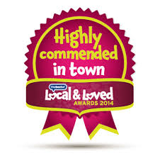 highly commended in town thebestof